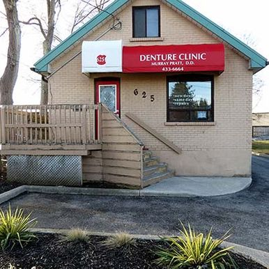 view of Murray Pratt Denture Clinic